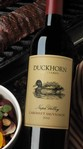 Grilling with 2012 Duckhorn Vineyards Napa Valley Cabernet Sauvignon