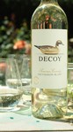 2015 Decoy Sonoma County Sauvignon Blanc Beauty Photo