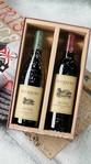 Duckhorn Vineyards Red + White Gift Set (Chardonnay)