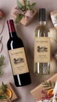 Duckhorn Vineyards Red + White Gift Set beauty photo