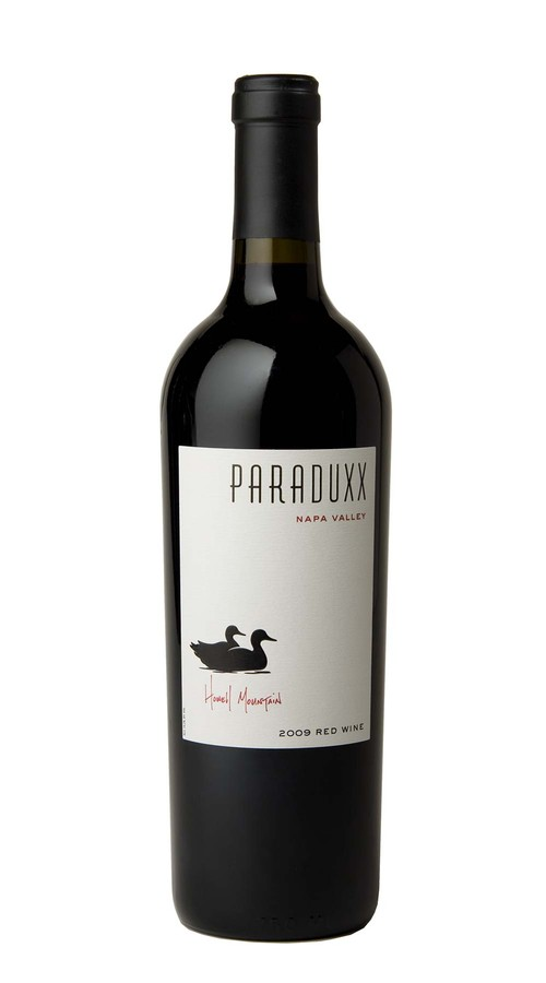 2009 Paraduxx Howell Mountain Napa Valley Red Wine Image