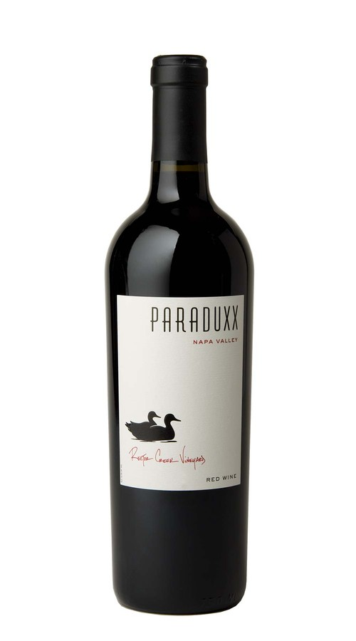 2010 Paraduxx Napa Valley Red Wine Rector Creek Vineyard Image