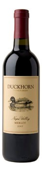 2007 Duckhorn Vineyards Napa Valley Merlot