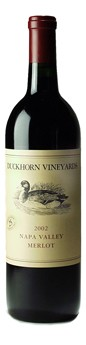 2002 Duckhorn Vineyards Three Palms Vineyard Merlot Image