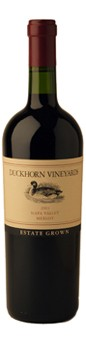 2003 Duckhorn Vineyards Estate Grown Merlot Image