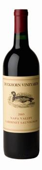 2005 Duckhorn Vineyards Napa Valley Cabernet Sauvignon Image
