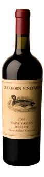 2005 Duckhorn Vineyards Three Palms Vineyard Merlot