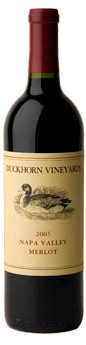 2005 Duckhorn Vineyards Napa Valley Merlot