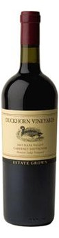 2006 Duckhorn Vineyards Estate Grown Rector Creek Vineyard Cabernet Sauvignon