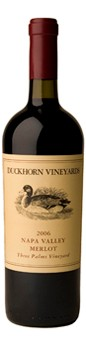 2006 Duckhorn Vineyards Three Palms Vineyard Merlot