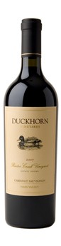2007 Duckhorn Vineyards Estate Grown Rector Creek Vineyard Cabernet Sauvignon