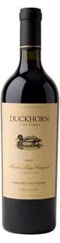 2006 Duckhorn Vineyards Estate Grown Monitor Ledge Vineyard Cabernet Sauvignon