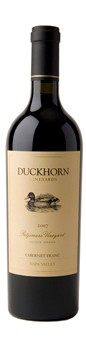 2007 Duckhorn Vineyards Estate Grown Patzimaro Vineyard Cabernet Franc