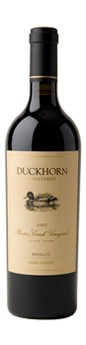2007 Duckhorn Vineyards Estate Grown Rector Creek Vineyard Merlot