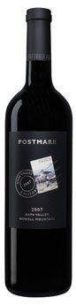2007 Paraduxx Postmark Howell Mountain Red Wine
