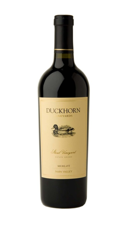 2008 Duckhorn Vineyards Estate Grown Stout Vineyard Merlot