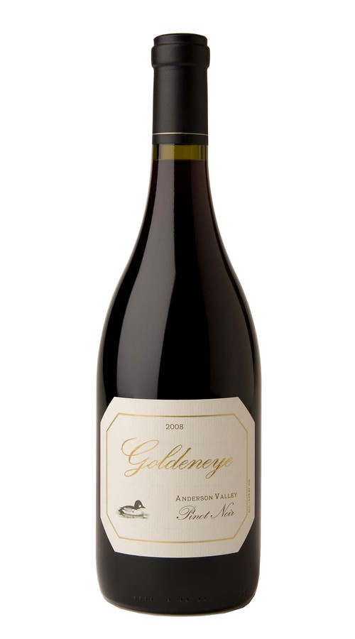 2008 Goldeneye Anderson Valley Pinot Noir Image