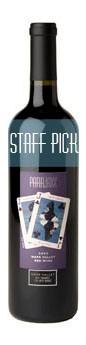 2008 Parajaxx Zinfandel/Petit Verdot Red Wine