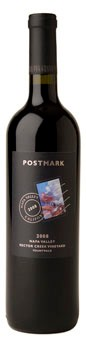 2008 Paraduxx Postmark Rector Creek Vineyard Red Wine
