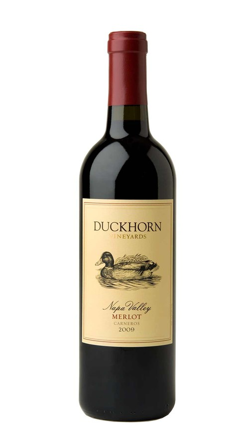 2009 Duckhorn Vineyards Carneros Napa Valley Merlot