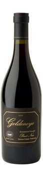 2010 Goldeneye Anderson Valley Pinot Noir Gowan Creek Vineyard 1.5L Image