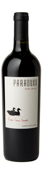 2009 Paraduxx Napa Valley Rector Creek Vineyard Red Wine