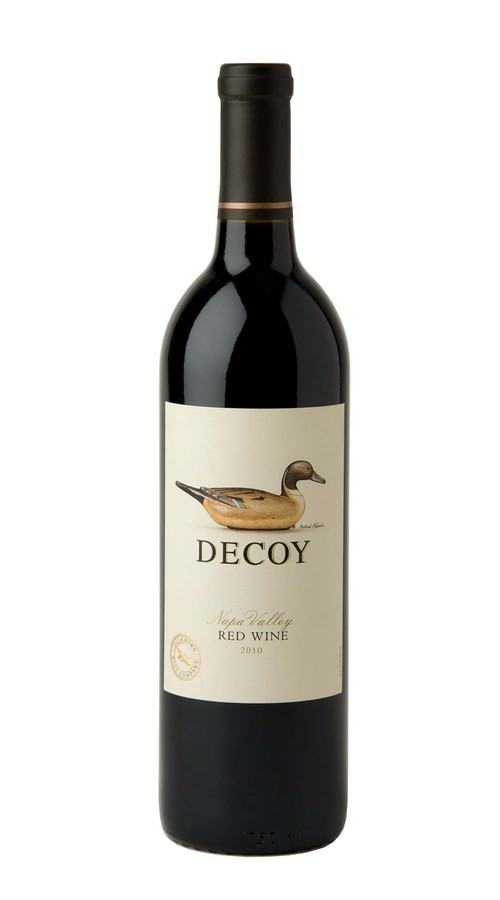 2010 Decoy Napa Valley Red Wine