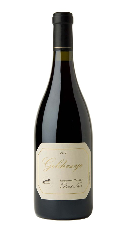2010 Goldeneye Anderson Valley Pinot Noir Image