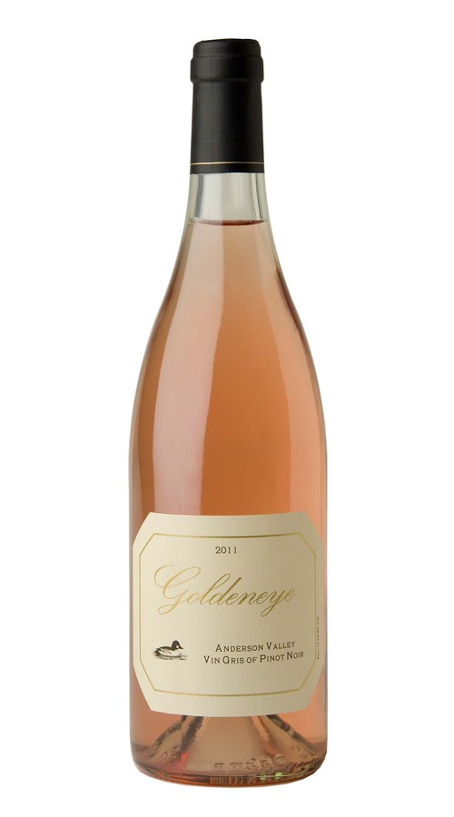 2010 Goldeneye Anderson Valley Vin Gris of Pinot Noir