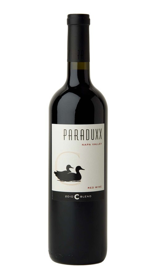2010 Paraduxx C Blend Napa Valley Red Wine 1.5L