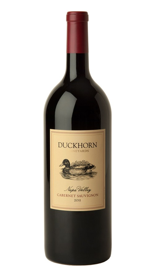 2011 Duckhorn Vineyards Napa Valley Cabernet Sauvignon 1.5L