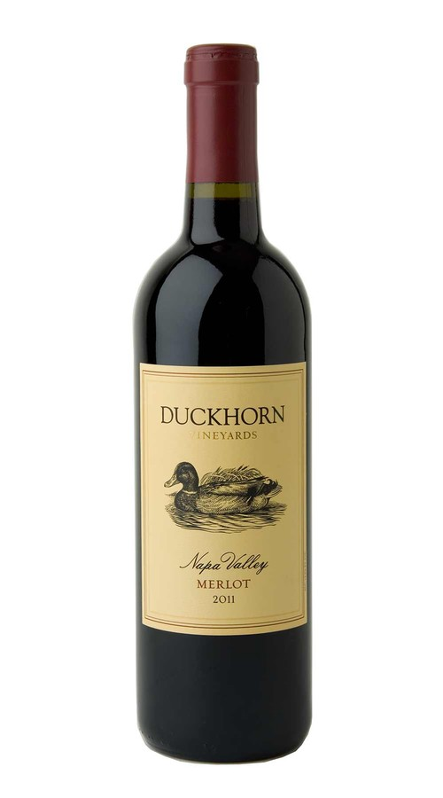 2011 Duckhorn Vineyards Napa Valley Merlot Image