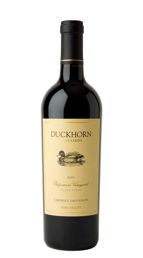 2011 Duckhorn Vineyards Napa Valley Cabernet Sauvignon Patzimaro Vineyard