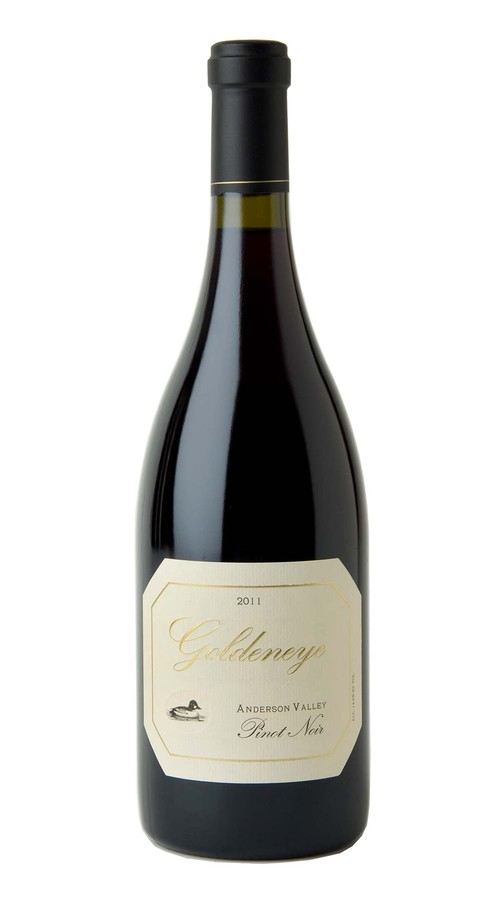 2011 Goldeneye Anderson Valley Pinot Noir Image