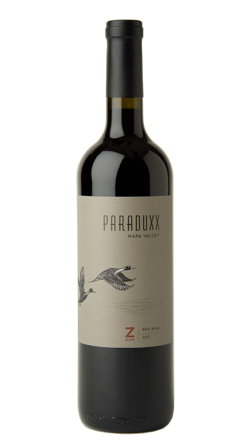 2011 Paraduxx Z Blend Napa Valley Red Wine Image