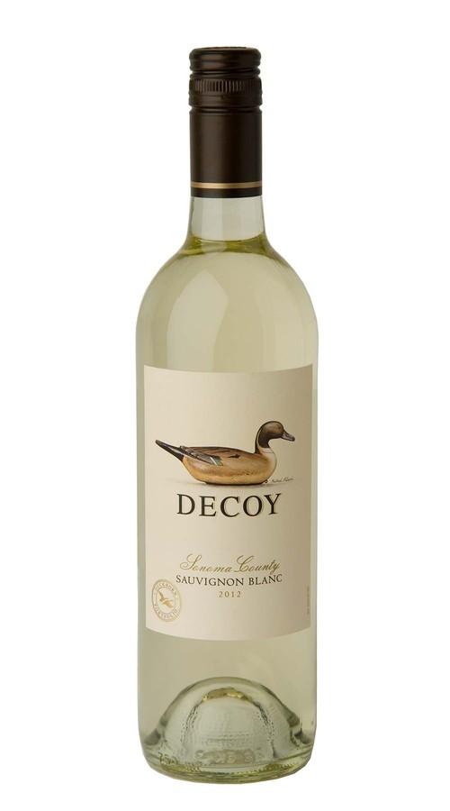 2012 Decoy Sonoma County Sauvignon Blanc