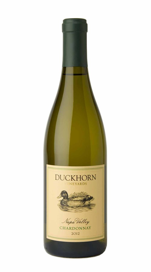 2012 Duckhorn Vineyards Napa Valley Chardonnay Image