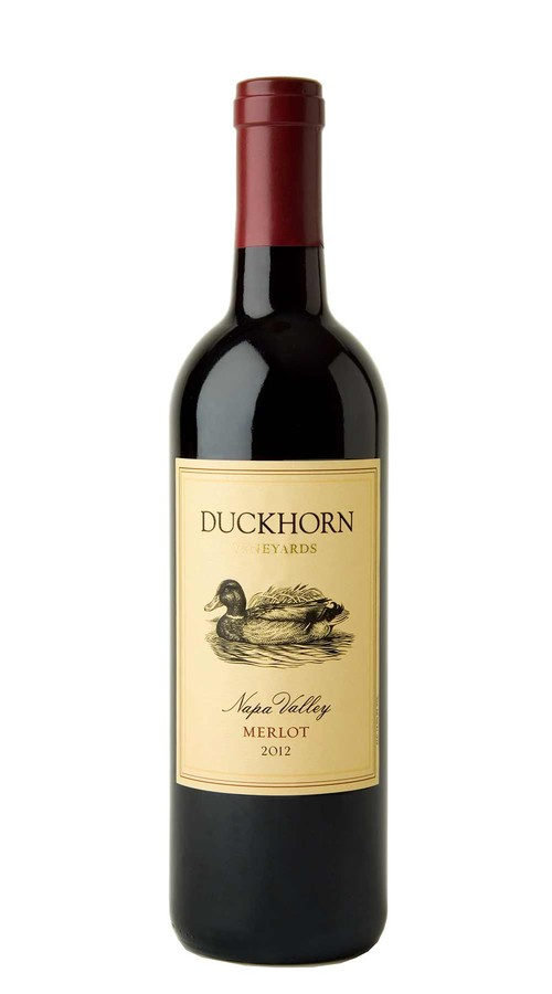 2012 Duckhorn Vineyards Napa Valley Merlot
