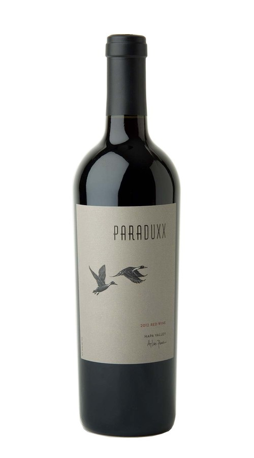2012 Paraduxx Atlas Peak Napa Valley Red Wine