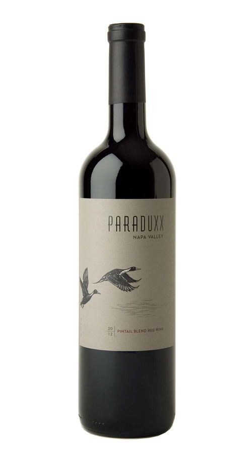 2012 Paraduxx Pintail Blend Napa Valley Red Wine Image