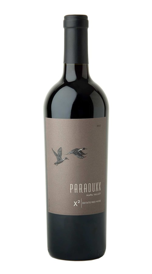 2012 Paraduxx X2 Napa Valley Red Wine