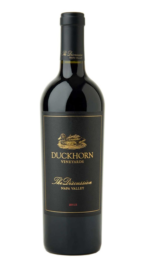2013 Duckhorn Vineyards The Discussion Napa Valley Red Wine 1.5L Image