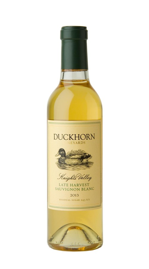 2013 Duckhorn Vineyards Knights Valley Late Harvest Sauvignon Blanc 375ml