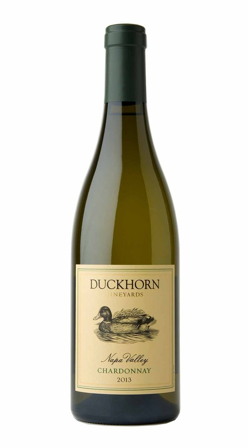 2013 Duckhorn Vineyards Napa Valley Chardonnay