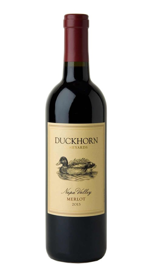 2013 Duckhorn Vineyards Napa Valley Merlot Image