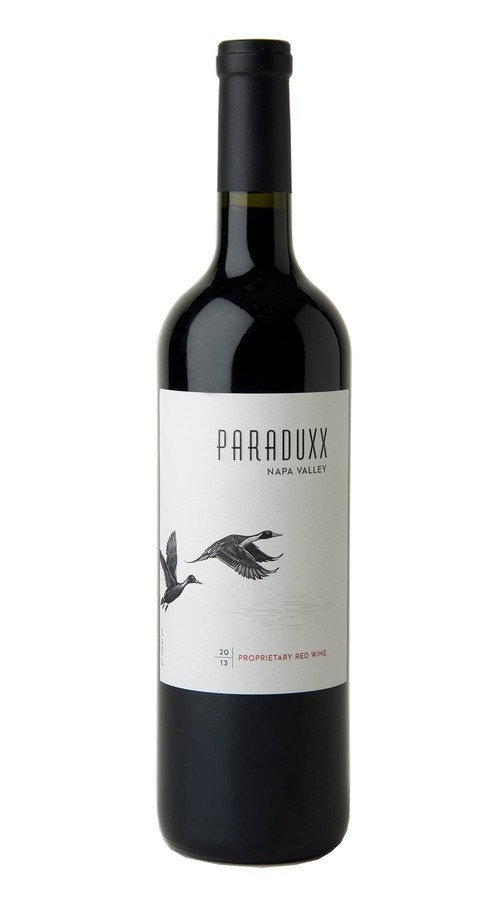 2013 Paraduxx Proprietary Napa Valley Red Wine Image