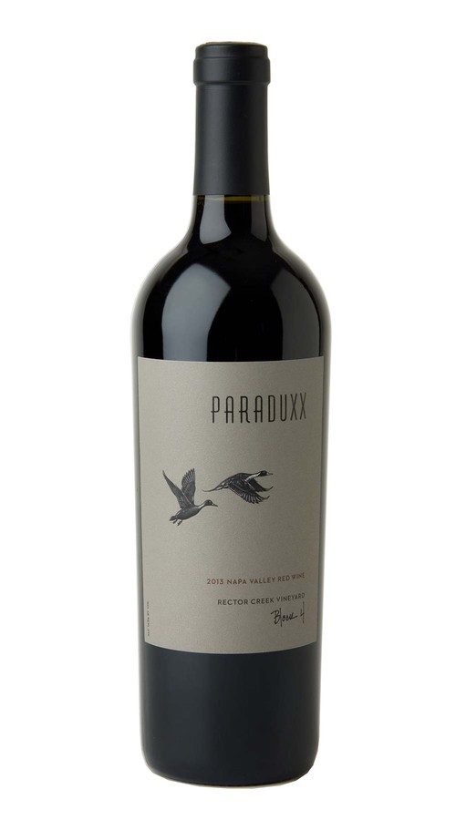 2013 Paraduxx Napa Valley Red Wine Rector Creek Vineyard - Block 4
