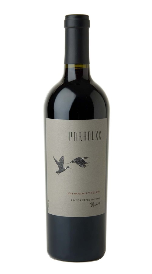 2013 Paraduxx Napa Valley Red Wine Rector Creek Vineyard - Block 5 Image