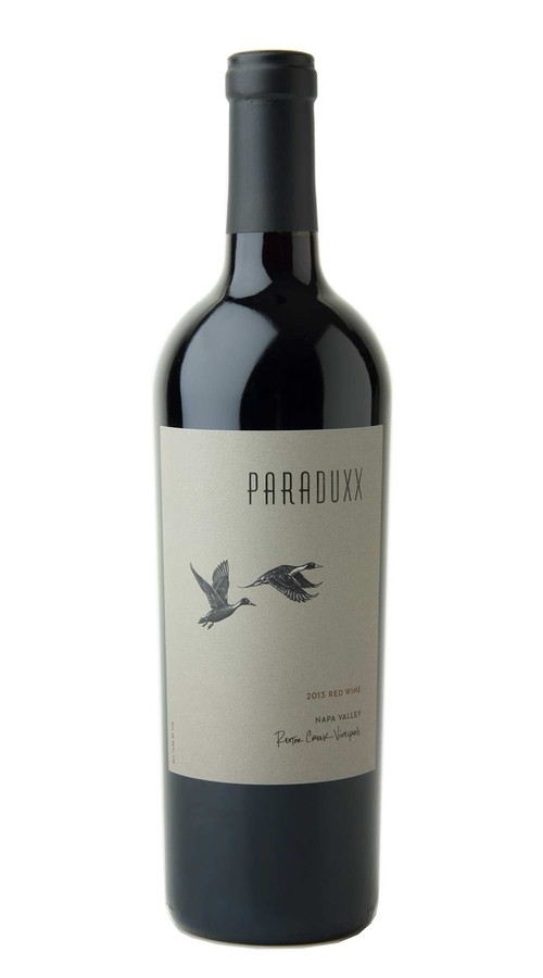 2013 Paraduxx Napa Valley Red Wine Rector Creek Vineyard Image
