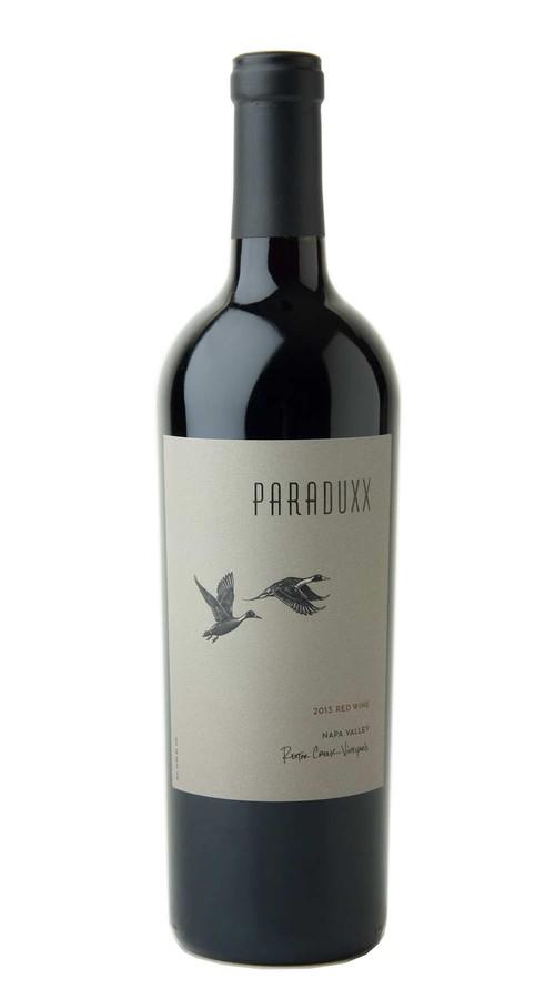 2013 Paraduxx Napa Valley Red Wine Rector Creek Vineyard